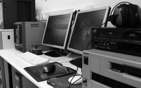 Mediateca MNCN. Servicio de audiovisuales.