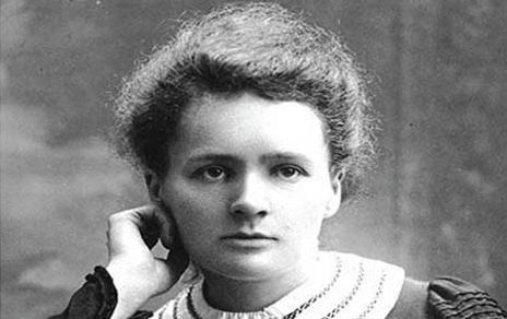 Lleure feminista :: Madame Curie a Madrid