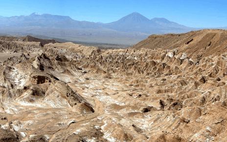 Valle de la Muerte, desierto de Atacama (Chile). / J.Wierzchos