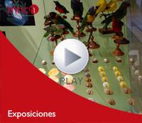 audiovisuales exposiciones mediateca