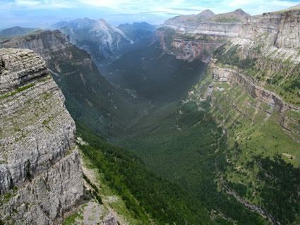 Imagen de el Parque Nacional de Ordesa. / Alberto Lorda